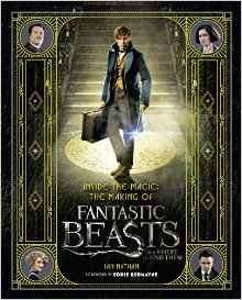 Making of Fantastic Beasts...hardback book £5.99 @ Amazon (Prime) RRP £14.99