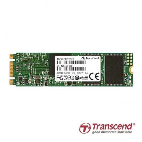 Transcend TS120GMTS820 256GB M.2 SATA SSD - £46.21 @ Amazon France