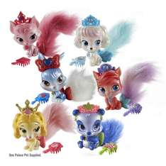 Palace Pets Furry Tail Friends , scanning at £1.50 each in store @ Wilko