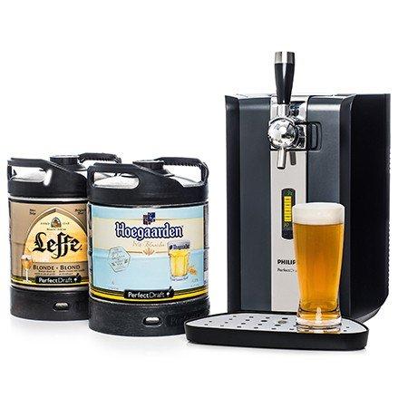 PerfectDraft Keg Machine + Free Hoegaarden 6L Keg + Leffe Blonde 6L Keg £179.00 @ Beerhawk