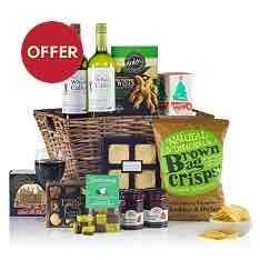 Waitrose hampers 1/3rd off from £13.33 (+ Delivery) @ Waitrose Gifts