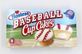Hostess baseball cupcakes  £1 @ B&M