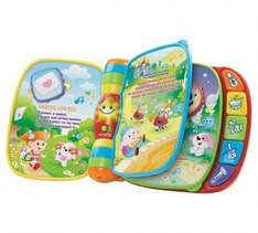 Vtech Musical Rhymes Book was £16.99 now £6.99 @ argos