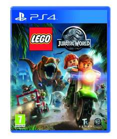 [PS4] Lego Jurassic World - £12.75 (Base)