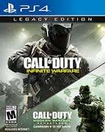 Call of Duty: Infinite Warfare - Legacy Edition (PS4 incls Zombies in Space and Terminal) £41.85 Delivered @ Simply Games (Xbox One £42.85)