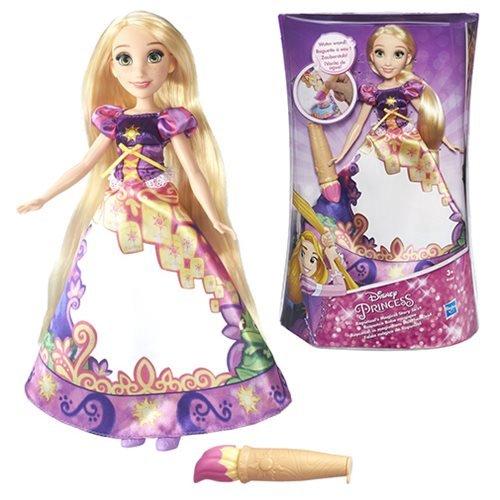 Disney Princess Rapunzel Magical Story Skirt doll £8.34 at Tesco Direct