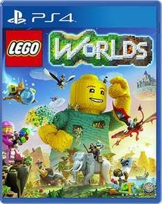LEGO Worlds (Pre Order) for PS4 & Xbox One @ Shopto - £22.85