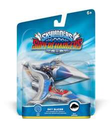 Skylanders SuperChargers Vehicles (Listed In #1 Comment) £2.99 Each Delivered @ Game
