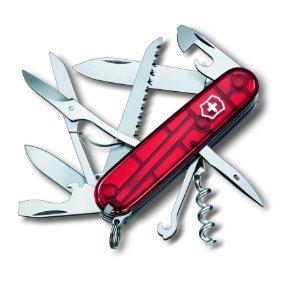 Victorinox Huntsman Swiss Army Pocket Knife £17.47 Prime (non Prime £21.46) @ Amazon