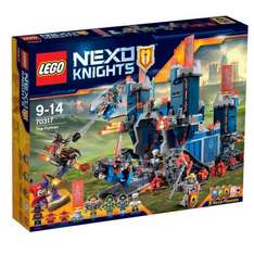 LEGO Nexo Knights The Fortrex 70317 £35.12 tesco instore with voucher