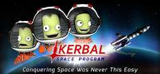 Kerbal Space Program (Steam or non-DRM) Lowest Ever Price £10.19