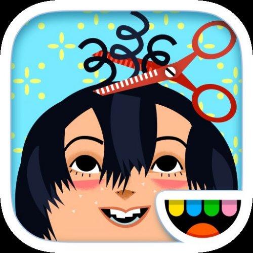 Toca Hair Salon 2 app 10p @ Google Play Store