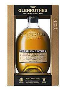 Glenrothes Select Reserve Single Malt Scotch Whisky, 70 cl £28 at Amazon