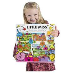 Little Miss Sunshine 10 in 1 jigsaw puzzle pack @ Tesco.com. £3.30. free click and collect.
