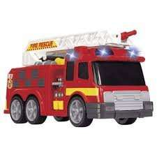 Fuel Line Rescue Fire Engine truck - £5.28 Tesco direct (free C&C or £3 delivery)