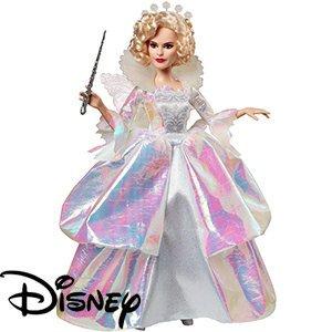 Buy Disney Cinderella Fairy Godmother Doll £9.99 at Home Bargains