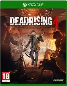 Dead rising 4.. £29.99 at Game