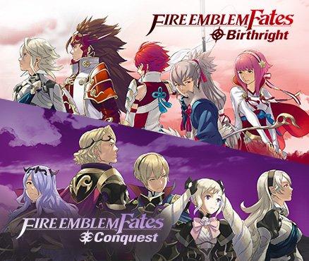 Fire Emblem fates : Birthright & Conquest £19.99 Each @ Smyths toys
