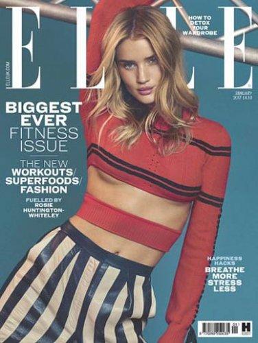 Free Benefit Dew the Hoola 5ml liquid bronzer worth £9.95 when you buy Elle Magazine for £4.10