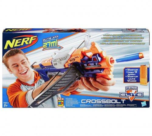 Nerf Elite Crossbolt Blaster Was £29.99 Now £9.99 @ Argos