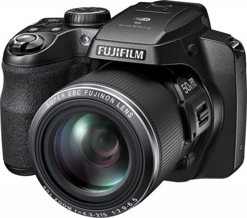 Fujifilm  S9900W Bridge Camera - Black save £81.00 Now £168 @ Currys