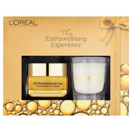 L'Oreal Paris The Extraordinary Experience Gift Set £6.00 Prime or £10.75 non prime @ Amazon