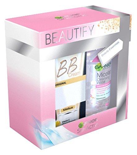 Garnier BB Plus Micellar Water Beauty Gift Set [add on item £3.60] @ AMAZON