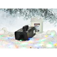 Global Gizmos Snow Machine Reduced to £39.99 (from £59.99) INSTORE The Range at Newport (poss Nationwide?)