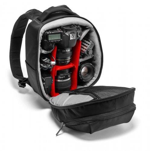 Manfrotto Small Advanced Gear Camera Backpack. £18.97 Prime delivered or £23.72 non prime @ Amazon