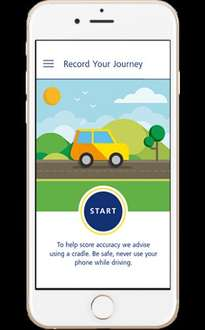 Free Aviva Drive App - See how safe a driver you are. (Or your other half - he needn't know!)