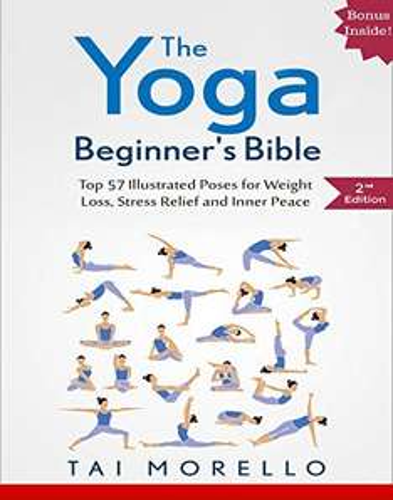 The Yoga Beginner's Bible - kindle edition @ Amazon