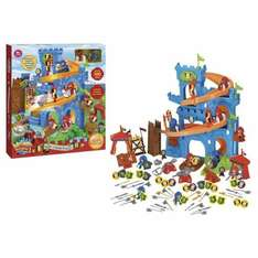 Knight Fortress Playset 100 Pieceswas £30 now £8.58 @ Tesco