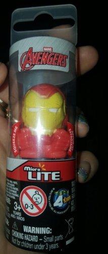 avengers Iron man Micro light £1 @ Poundland