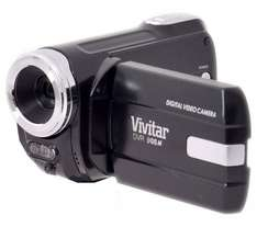VIVITAR DVR908MFD Traditional Camcorder - Black /RED £9.97@currys