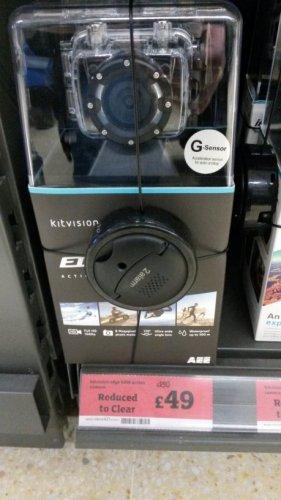 kitvision edge hd30w £49 @ Sainsbury's