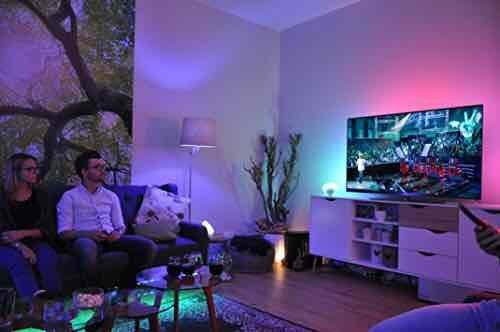 Philips Hue 2m Light Strip Plus - £39 - 6pm 19/12/16 @ Amazon