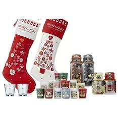 22 Piece Rare Official Yankee Candle Assorted Twin Pack Stocking Filler Set Xmas Decoration Accessories was £49.99 now £14.99 (Prime) / £19.74 (Non Prime) @ Amazon sold by My Swift