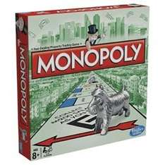 Monopoly board game £7.90 Tesco Direct click & collect