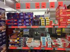 Cadbury and Mr Kipling Cake Brands at LIDL