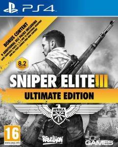 Sniper Elite III Ultimate Edition PS4 £14.39 (Using Code) @ Zavvi
