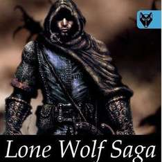 [Android] Lone Wolf Saga game, based on Joe Dever and Gary Chalk's gamebooks, including Flight from the Dark @Google Play