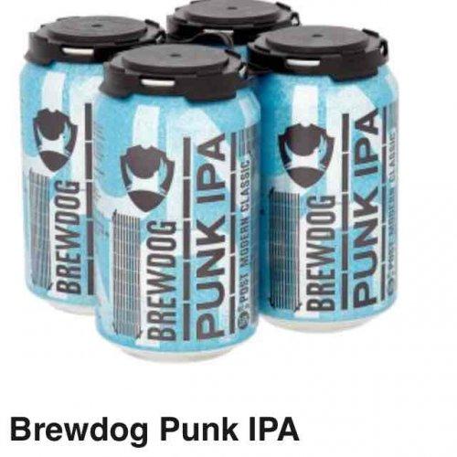 Brewdog Punk IPA £5 @ Asda