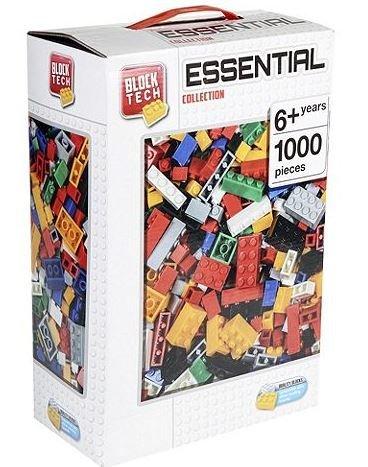 Block Tech (Lego compatible) 1000 blocks £6.60 @ Tesco direct