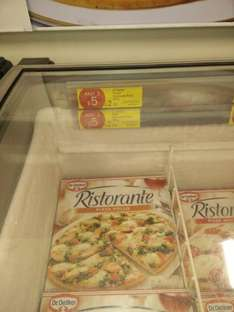 Ristorante Pizza any 3 for 5 at Iceland instore