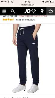 McKenzie searchlight pants £10 free c&c or +£4 delivery @ JD Sports