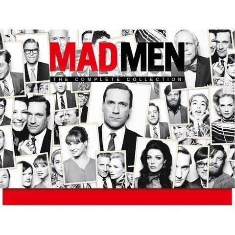 Mad Men complete Blu-Ray boxset series 1-7 £34.99 @ zavvi + quidco + (additional £10 quidco cashback so possible  £24.99)