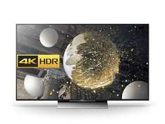 Sony Bravia KD55XD8005 55 inch Android 4K HDR Ultra HD Smart TV with TRILUMINOS Display, PlayStation Now and Google Cast (2016 Model) - Black [Energy Class a] £769 [Lightning deal] @ Amazon