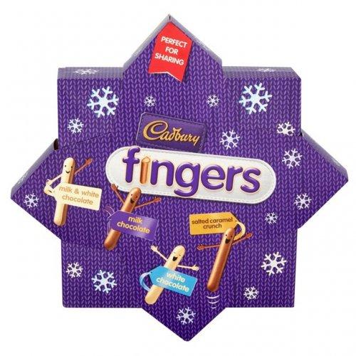 Cadbury Fingers Star 360g £1.00 @ Morrisons
