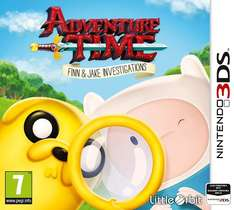 Adventure Time: Finn and Jake Investigations £13.99 argos