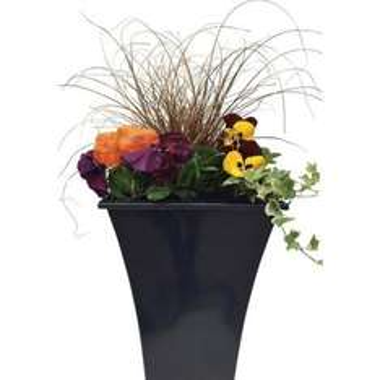 Autumn Vase Planter 5L: 10p at Homebase